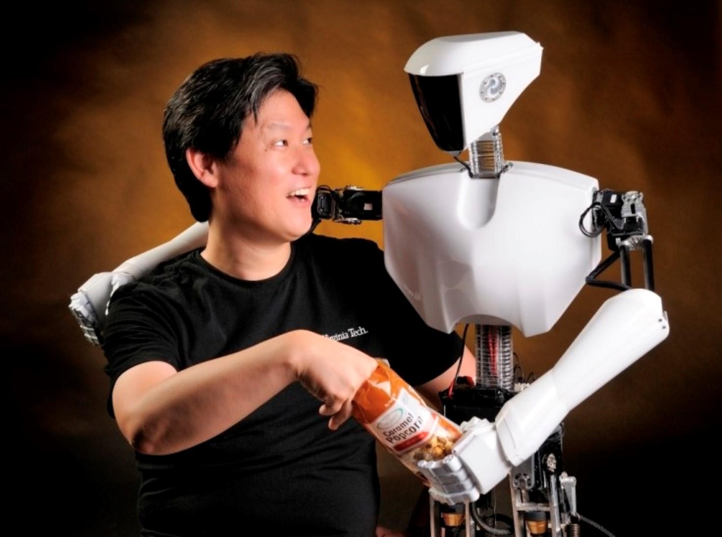 [참가신청] 과학같은 소리하네 S5E01 <데니스 홍의 세상에는 로봇이 산다>